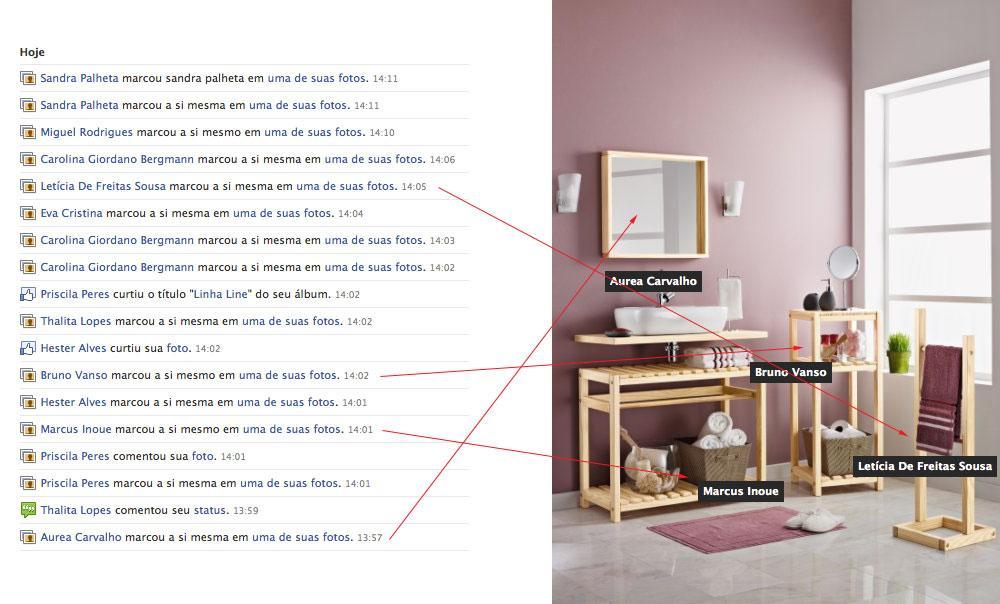 Resultado da Promoção da MMM no Facebook