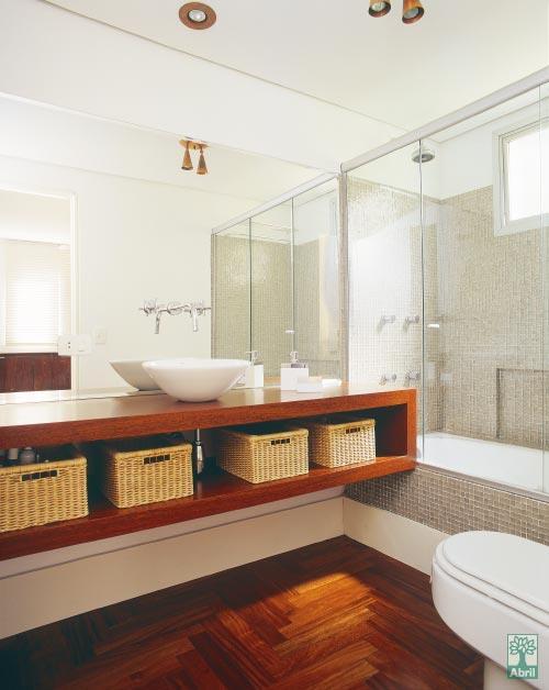 Decorando banheiros