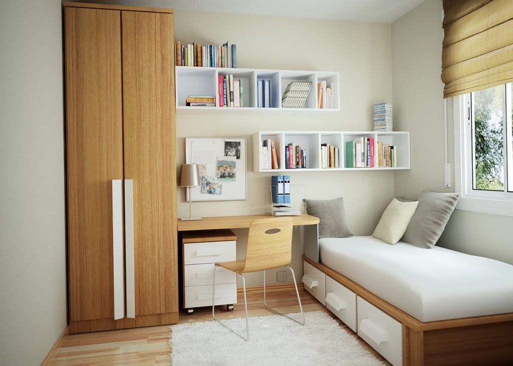Ideias grandiosas para pequenos espaços