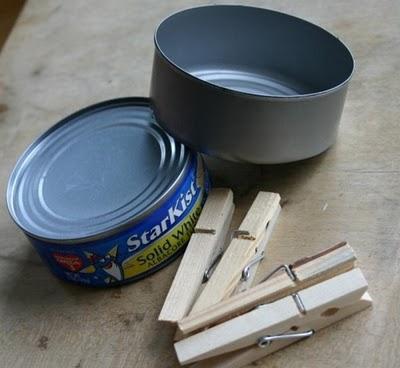 Faça você mesma: Vaso e porta velas com material simples e barato
