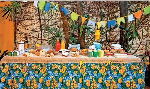 decoracao festa caipira:Decoração para Festa Junina