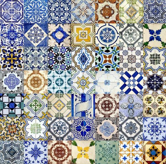 azulejo portugues : azulejo_portugues.jpg