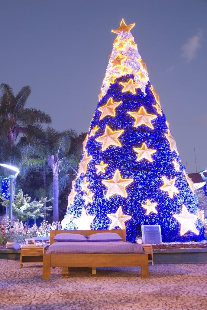 É Natal em Rio Negrinho