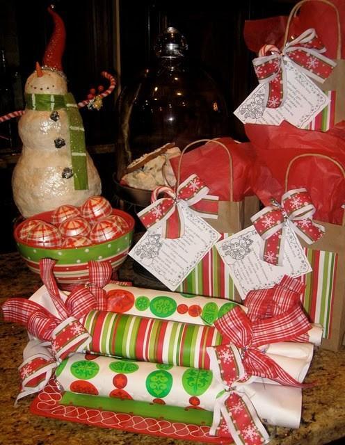 Embrulhos de Natal