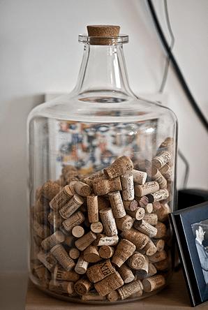 Como reutilizar rolhas na decora o for Decoracion con corchos
