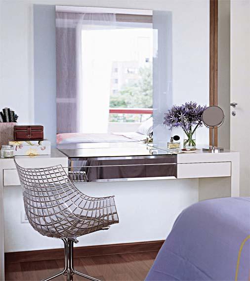Penteadeiras na décor -> Banheiro Feminino Ou Feminina