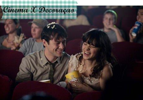 Cinema X Decoração: 500 dias com ela