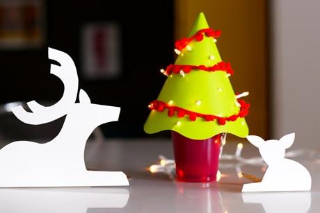 Árvore de Natal da Estéfi - Estéfi Machado