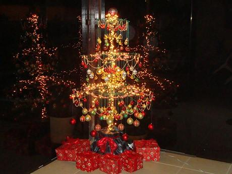 Árvore de Natal da Margaret - Margaretss