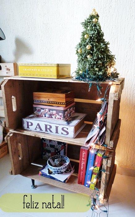 Árvore de Natal da Carol - Casa de Nós 2
