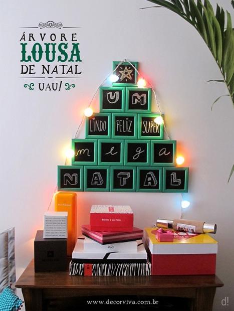 Árvore de Natal da Vivi - Decorviva!