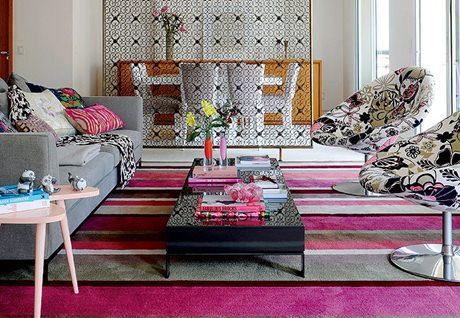 Como escolher o tapete