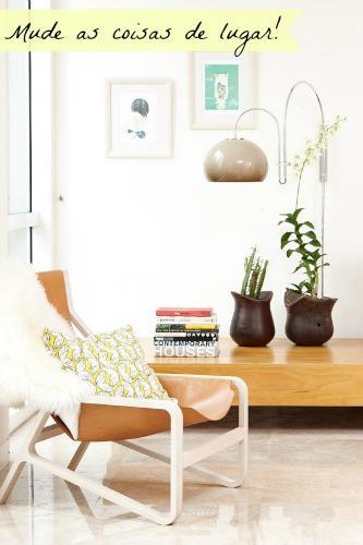 Decore a casa sem gastar muito!