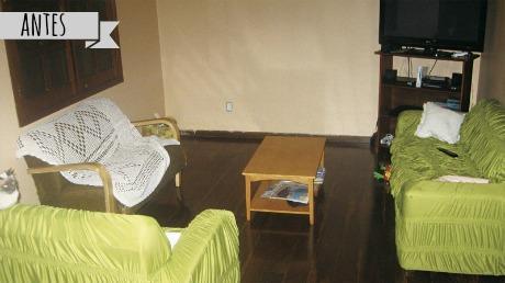 Antes e Depois: Sala de estar