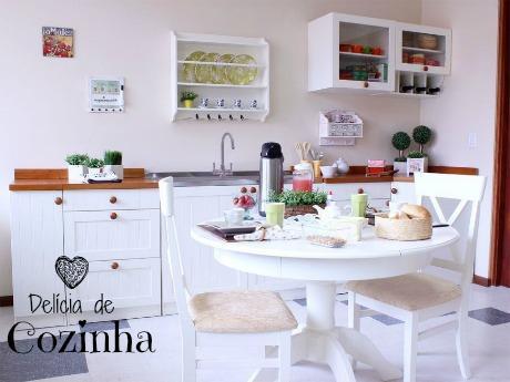 Decoração para a cozinha