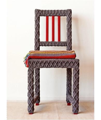 Cadeira-Trico