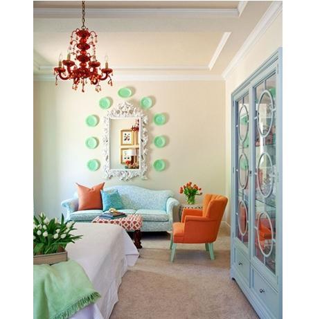 decoracao+sala+azul+verde+turquesa-cafofo-fino-e1362407148833
