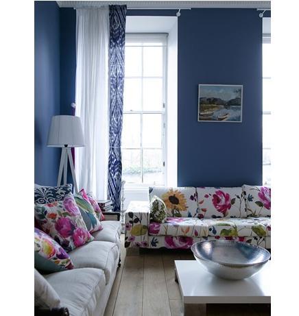 decoracao+sala+azul