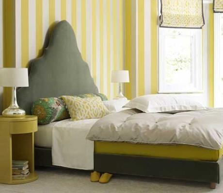 striped-bedroom