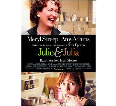 Cinema X Decoração: Julie & Julia