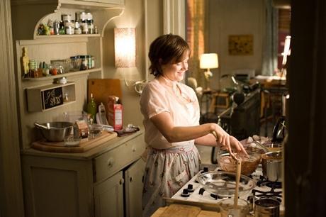 "Amy Adams as ""Julie Powell"""