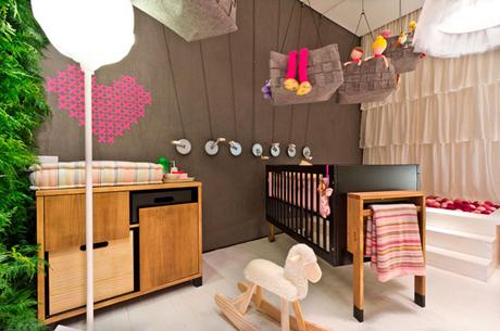 Decore o quarto do bebê com a Linha Lina
