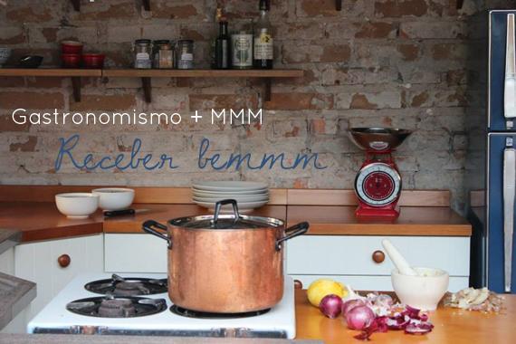 Série Receber beMMM: MMM + Gastronomismo