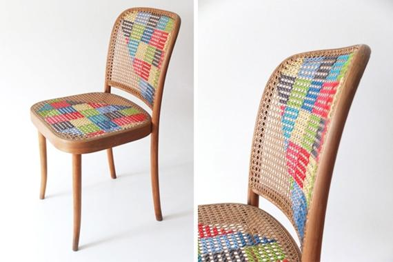 blog.2modern  2012 09 diy-cross-stitch-chair