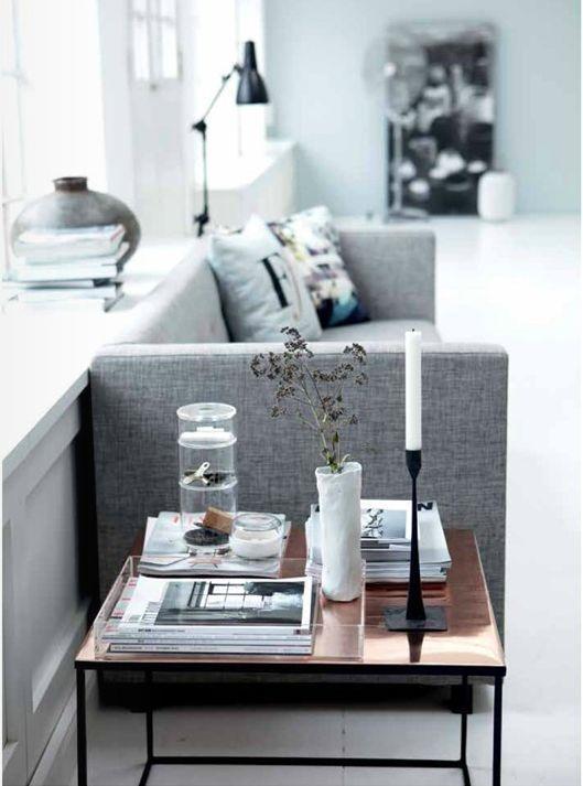 Copper-table