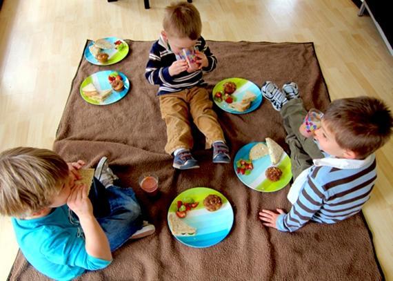 Atividades com os pequenos nas férias escolares