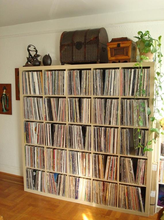 Ikea-Expedit-shelves-go--source-handsome-record-storage-plus-re-inexpensive