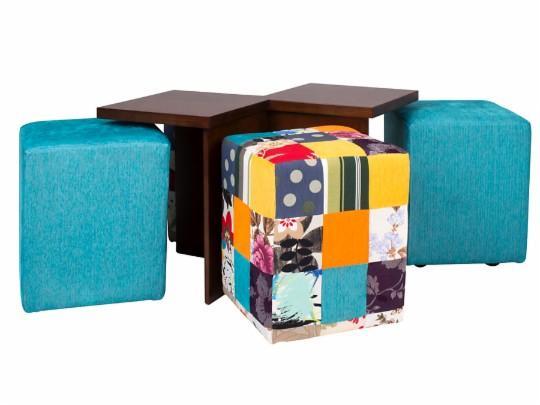 mesa-de-centro-com-4-puffes-duo-castanho-e-patchwork-2_album_mini