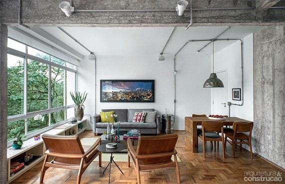 Apartamento inspirador