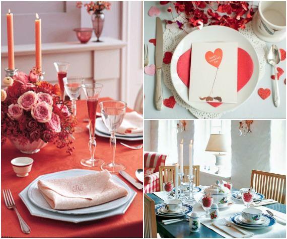 Decoração: Dia dos Namorados