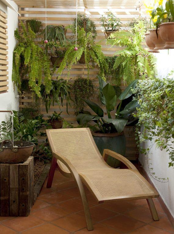 Inspiração: jardim de inverno
