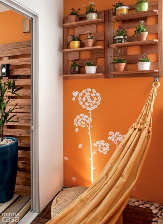 jardim vertical na sala:Escolha os móveis e os acessórios de acordo com o seu objetivo