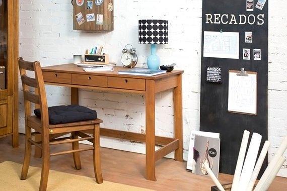 Móveis para um escritório confortável