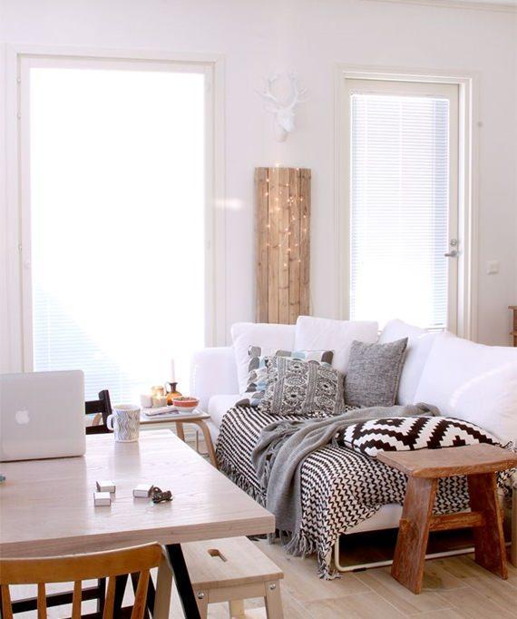 manta no sof como usar