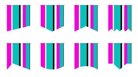 Modelos de bandeiras