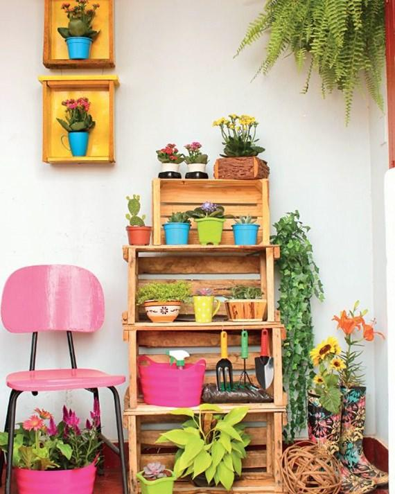 6 formas de usar plantas na vertical for Plantas baratas