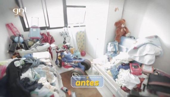 Quarto infantil no Santa Ajuda do GNT