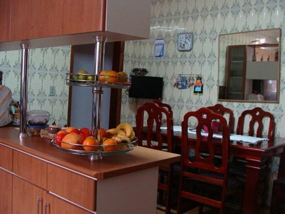 Antes Cozinha da Dalva
