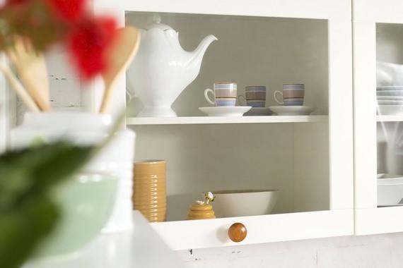 Louças para chá de cozinha