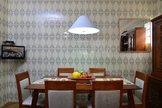 Depois Sala de Jantar