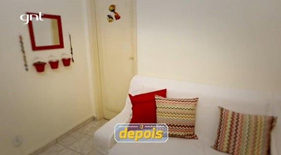 Sala de estar Santa Ajuda GNT
