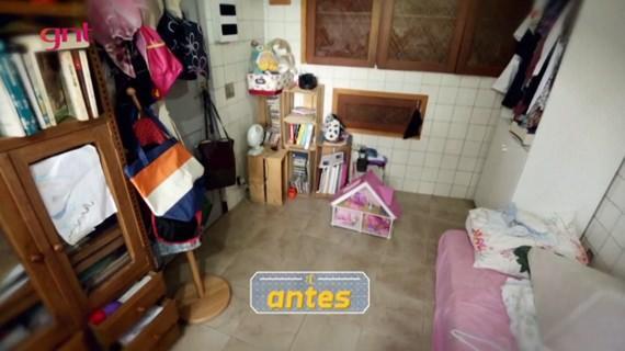 Móveis da MMM organizam espaço compacto no Santa Ajuda do GNT