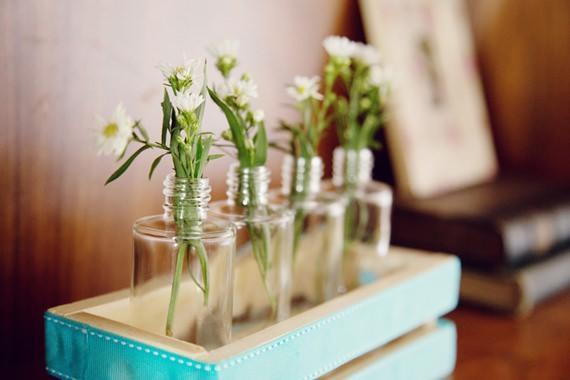 Vasos de garrafas