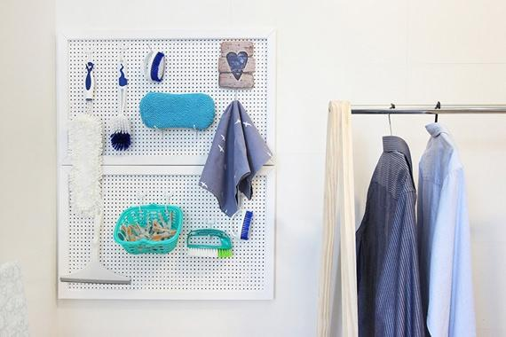 Painel Pegboard