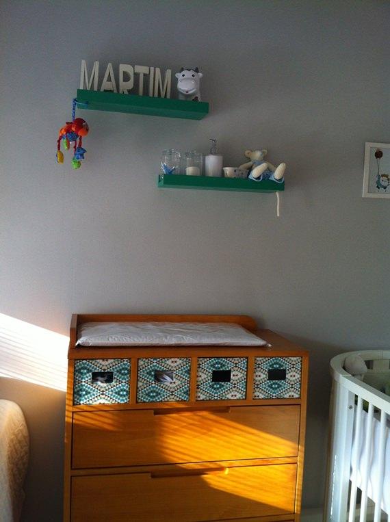 Móveis para quarto do bebê