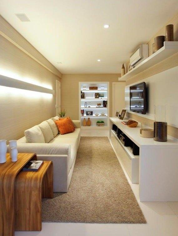 Sala de estar básica